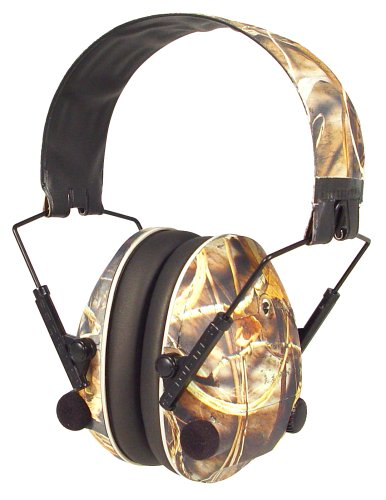 Radians Hunter'S Ears Camouflage Electronic Hearing Enhancement (Advantage)
