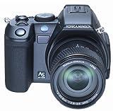 Konica Minolta Dimage A200 8MP Digital Camera with Anti-Shake 7x Optical Zoom