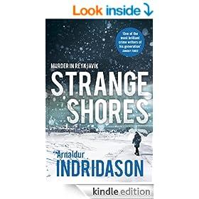 Strange Shores (Reykjavik Murder Mysteries)