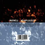 MAXWELL MTV UNPLUGGED Maxwell