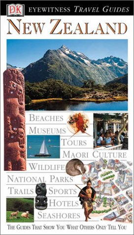 Eyewitness Travel Guide to New Zealand