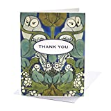V&A Voysey Thank You Cards (Pack of 8)