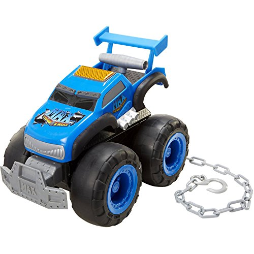 Tow Truck Turbo Speed with 50 Phrases/Sounds During Play, Blue (Max Towing Truck compare prices)