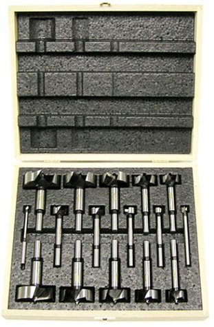 NEW Freud 90-150 5 piece Up Spiral ROUTER Bit Set WITH WOODEN CASE SALE