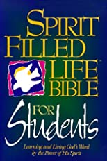 Spirit-Filled Life Bible for Students (New King James Version)