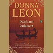 Death and Judgment: A Commissario Guido Brunetti Mystery | [Donna Leon]