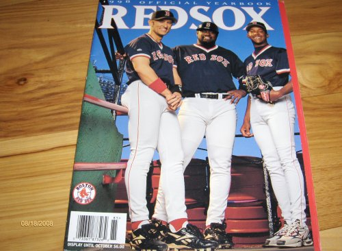 1998 Boston Red Sox Official Yearbook at Amazon.com
