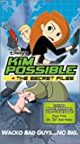 echange, troc Kim Possible: Secret Files [VHS] [Import USA]