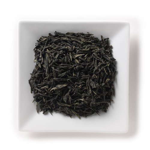 "Mahamosa China Green Tea Loose Leaf (Looseleaf)- Lu An Gua Pian (""Melon Slice"") 2 Oz, Loose Leaf Chinese Green Tea"