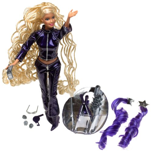 Cool Lookz: Trendy and Bendy Barbie - Buy Cool Lookz: Trendy and Bendy Barbie - Purchase Cool Lookz: Trendy and Bendy Barbie (Mattel, Toys & Games,Categories,Dolls,Baby Dolls)