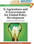E-Agriculture and E-Government for Gl...