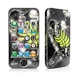 Apple iPhone 4用スキンシール【Zombie】