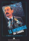 img - for La Verguenza de Todos (Spanish Edition) book / textbook / text book