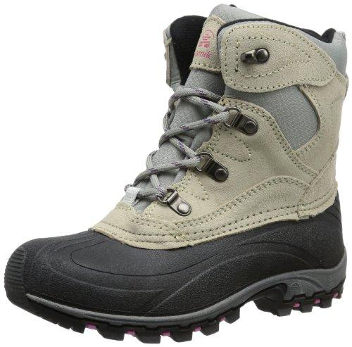 Kamik Havoc Snow Boots Unisex-Child Gray Grau (light grey LGY) Size: 34