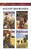 Love Inspired Historical August 2014 Bundle: The Wrangler's Inconvenient Wife\The Cattleman Meets His Match\Protected by the Warrior\A Mother for His Children