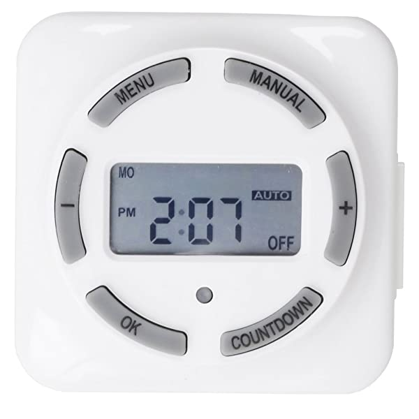 Lightkiwi h5576 programmable digital timer for low voltage landscape lightkiwi h5576 programmable digital timer for low voltage landscape lighting transformer aloadofball Image collections