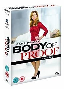 Body of Proof Season 1 & 2 [DVD]
