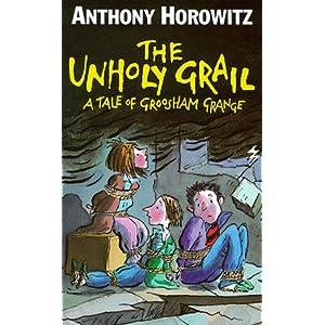 The Unholy Grail - Anthony Horowitz