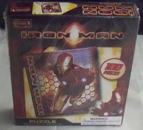 IRON MAN PUZZLE 100 PC. BY MARVEL