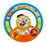 Spin and Explore Steering Wheel