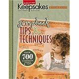 "Creating Keepsakes: Scrapbook Tips & Techniquesvon ""Inc. Leisure Arts"""