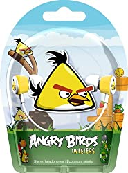 Gear4 HAB006 G Angry Birds Earphones for Ipod and IPhone (Yellow)