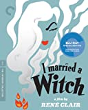 Criterion Collection: I Married a Witch [Blu-ray] [1942] [US Import]