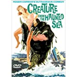 Betsy Jones-Moreland: Creature Haunted Sea [DVD] [1961] [Region 1] [US Import] [NTSC]by Antony Carbone