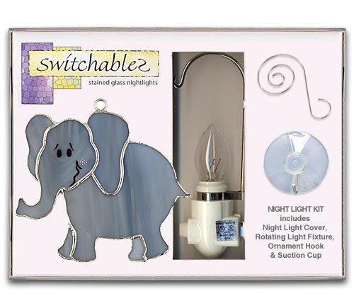 Elephant Night Light