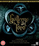 Guillermo Del Toro Collection [Blu-ray] [Import anglais]