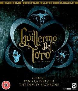 Guillermo Del Toro Collection - Cronos / The Devil's Backbone / Pan's Labyrinth [Blu-ray]