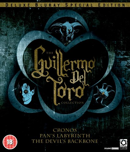 Guillermo Del Toro Collection - Cronos / The Devil's Backbone / Pan's Labyrinth [Blu-ray]