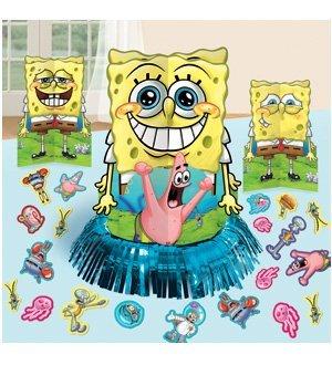 Sponge Bob Table Deco Kit [2 Retail Unit(s) Pack] - 289531