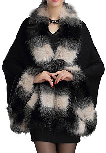 helan-damen-warm-luxus-stil-faux-pelz-mantel-kap-mantel-schwarz