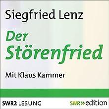 Der Störenfried (       ungekürzt) von Siegfried Lenz Gesprochen von: Klaus Kammer