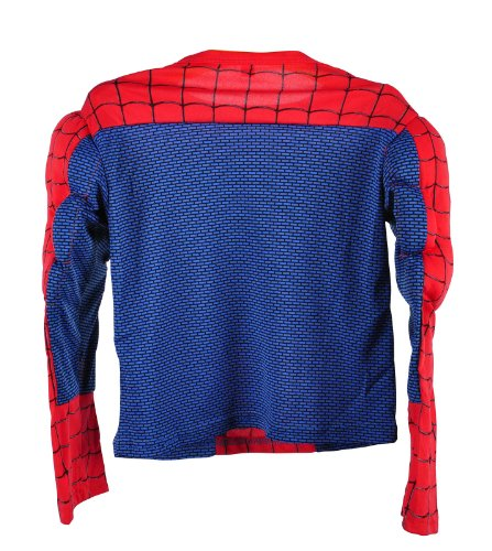 Simplicity Kids Spiderman Costume for Halloween Outfit