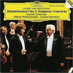Beethoven: Piano Concerto No.5 'Emperor' [Germany]