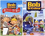 echange, troc Coffret Bob le bricoleur 2 VHS - Vol.5&8 : Sardine à faim /  Les Bricoleurs de la Table Ronde