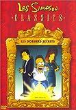 echange, troc Les Simpson Classics : Les Dossiers secrets des Simpson