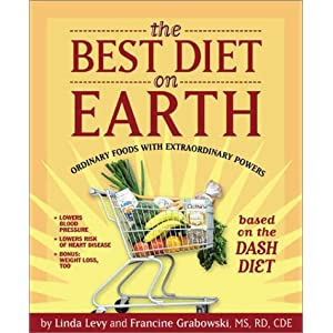 Click to buy Dash Diet Guidelines: The Best Diet on Earth from Amazon!