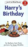 Harrys Birthday (I Can Read Book 2)
