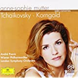 Tchaikovsky - Korngold : Concertos pour violon