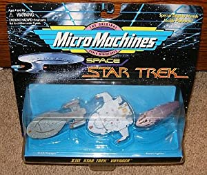 Star Trek Voyager Micro Machines Collection XIII