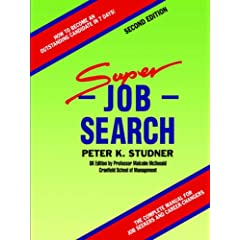 Image: Cover of Super Job Search: The Complete Manual for Job-Seekers and Career-Changers