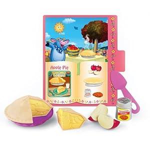 Dora Talking Kitchen Recipe Cards