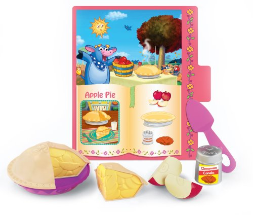 Fisher-Price Dora the Explorer Fiesta Favorites Kitchen Food - Apple Pie - 1