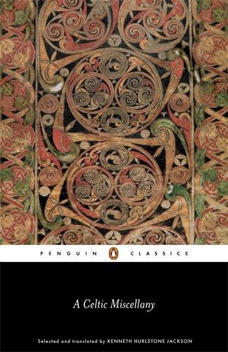 Un florilège de celte : Sélectionné et traduit par Kenneth Hurlstone Jackson