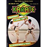 OFFICIEL KARATE [No 36] du 01/06/1985 - CHAMPIONNATS D'EUROPE SENIORS - LES INTERNATIONAUX DE FRANCE.