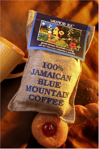 Wallenford Blue (16oz) -100% Jamaica Blue Mountain Ground Coffee