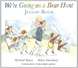 We're Going on a Bear Hunt: Jigsaw Puzzle Book Michael Rosen